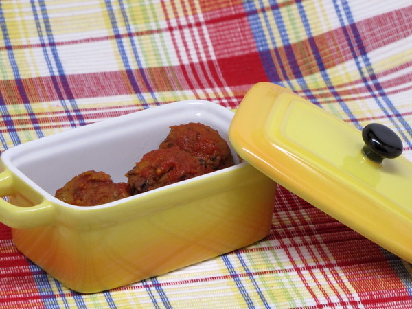Crock Pot Appetizer Meatballs