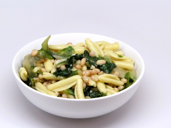 Cavatelli with Escarole