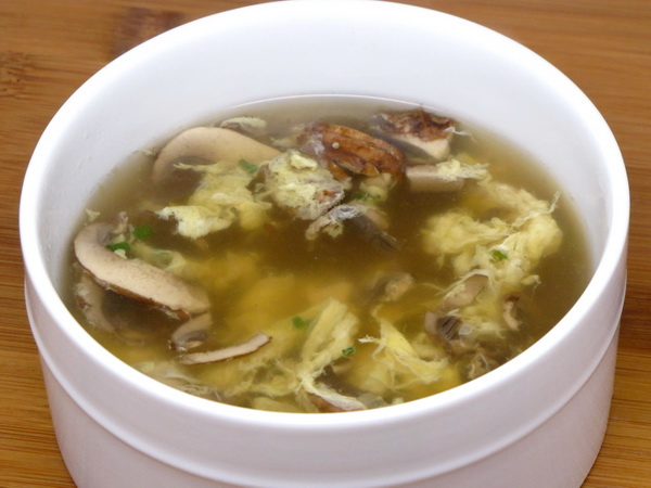 Egg Drop Soup |