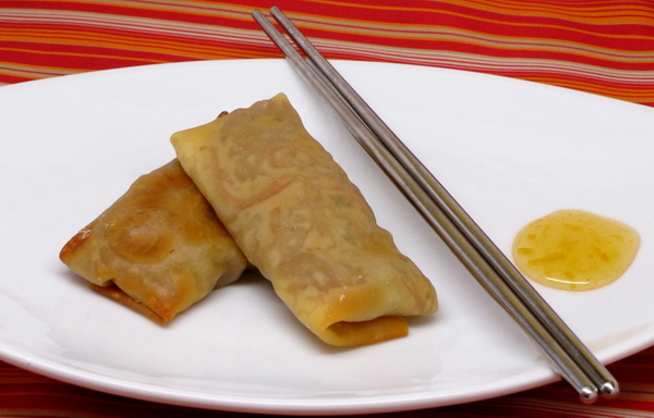 Vegetable Eggrolls