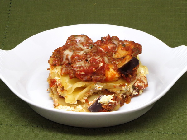 Lasagna (Crock Pot)