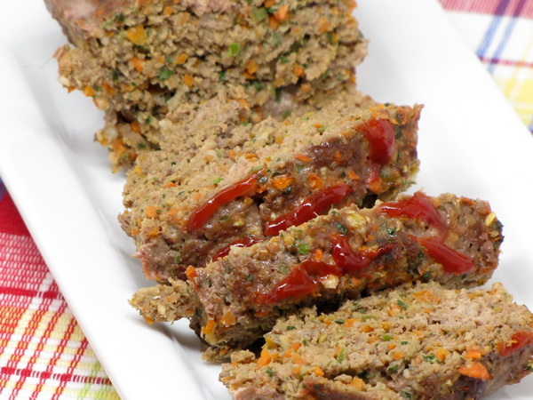 Good and Healthy Meatloaf