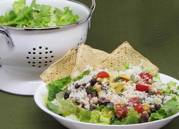 Santa Fe Bean Salad