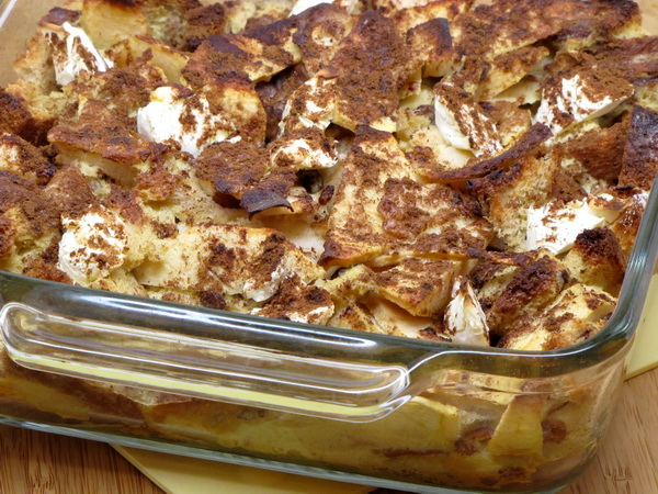 Apple Cinnamon Bake