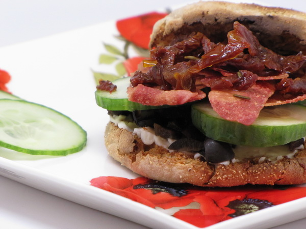 Greek BLT