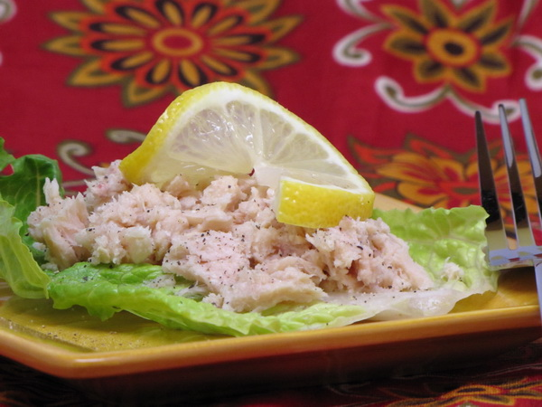 Tuna with Lemon