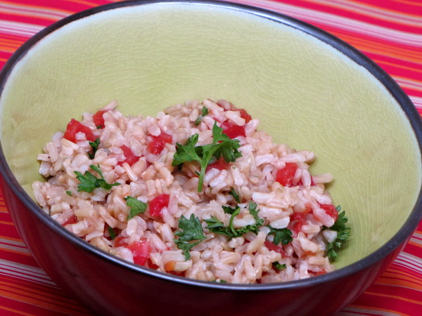 Worcestershire Rice
