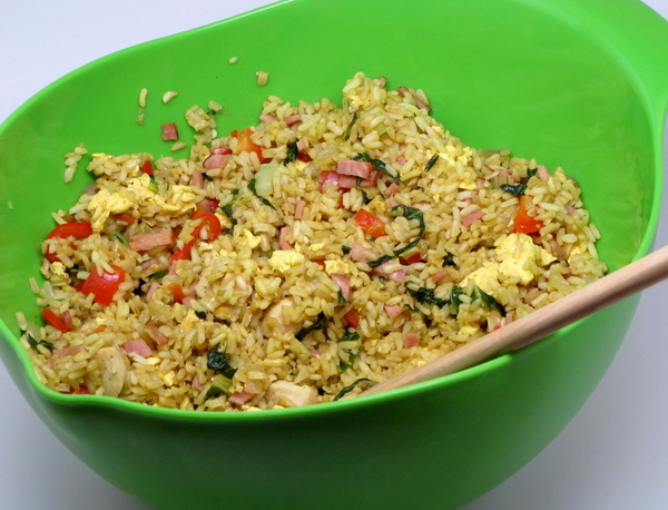 Eastern Fried Rice