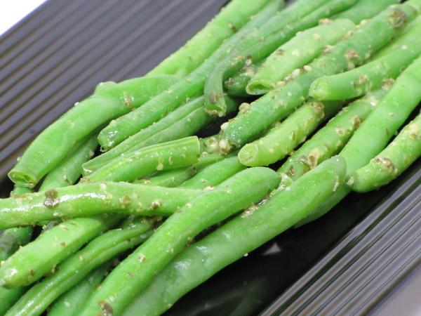 Pesto Green Beans