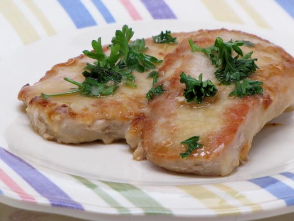 Pork Piccata