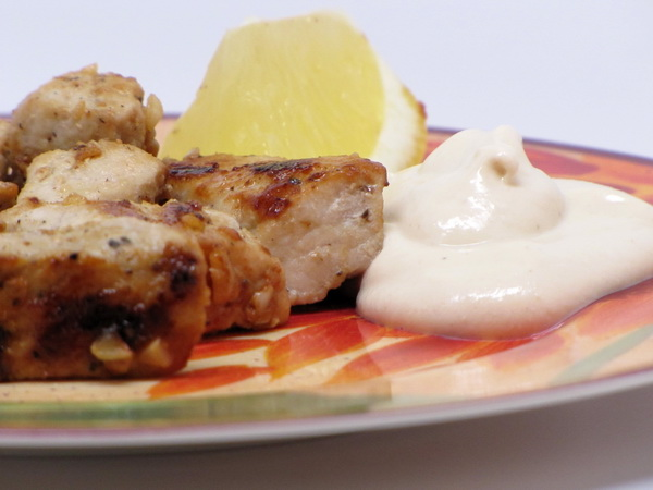 Pork Souvlaki