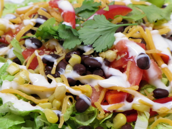 Southwest Ranch Salad