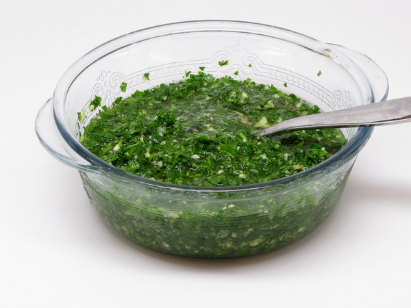 My Salsa Verde