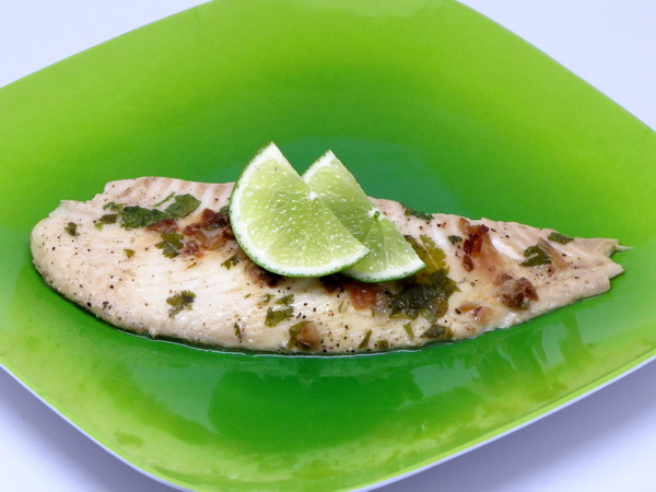 Cilantro Lime Fillets
