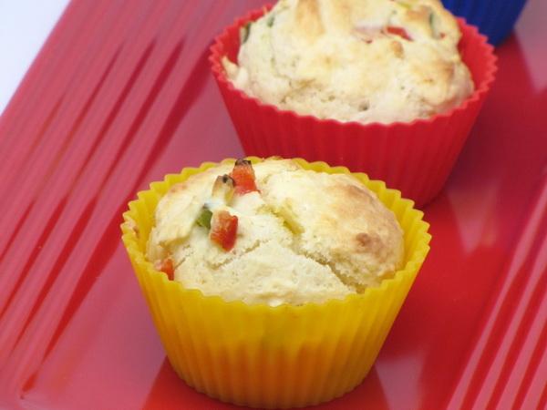Pepper Muffins