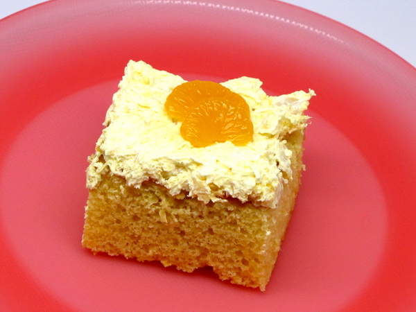 Pineapple and Orange Dream Cake
