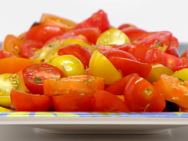 Citrus Tomatoes