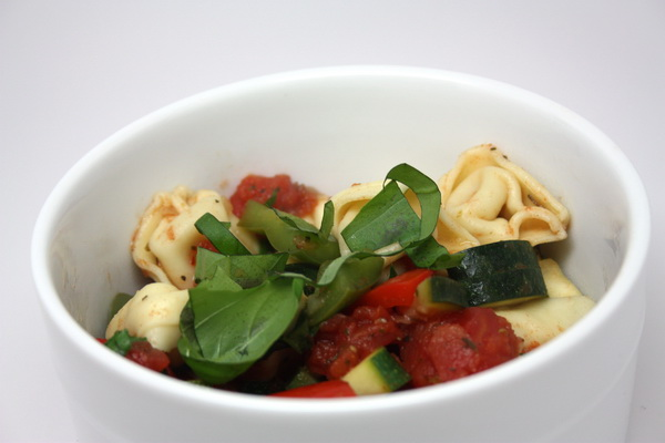 Tortellini and Veggies
