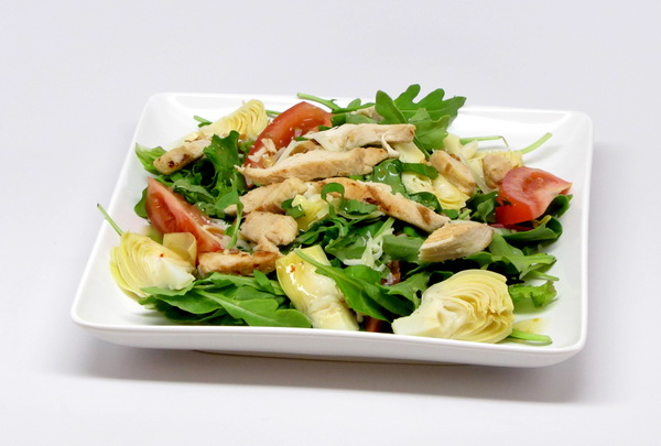 Chicken Salad with Artichokes