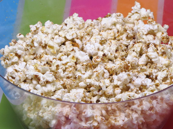 Chili Lime Popcorn