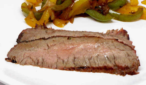 Herbed Flank Steak