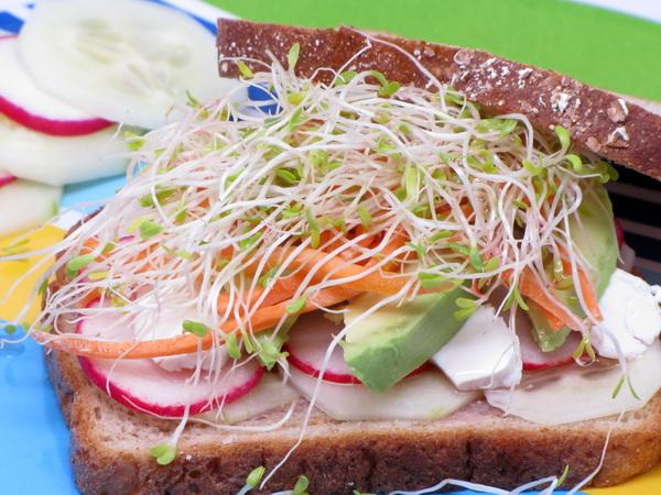 Sacramento Sandwich