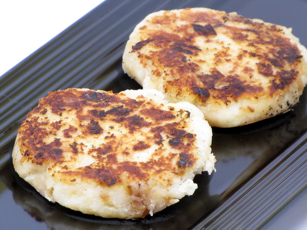 Onion and Potato Pancakes