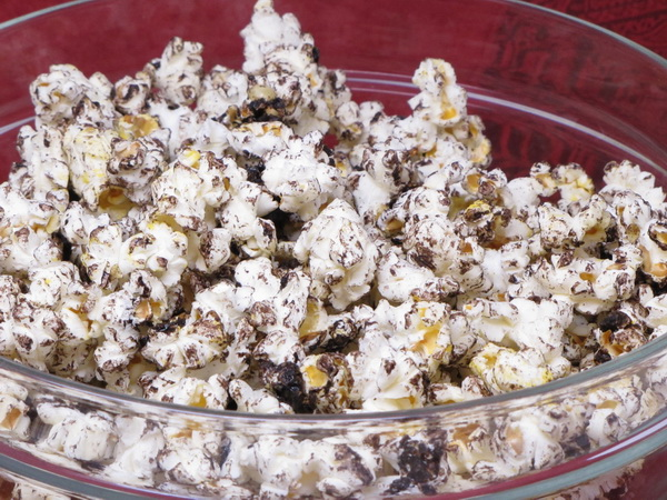 Cocoa Popcorn