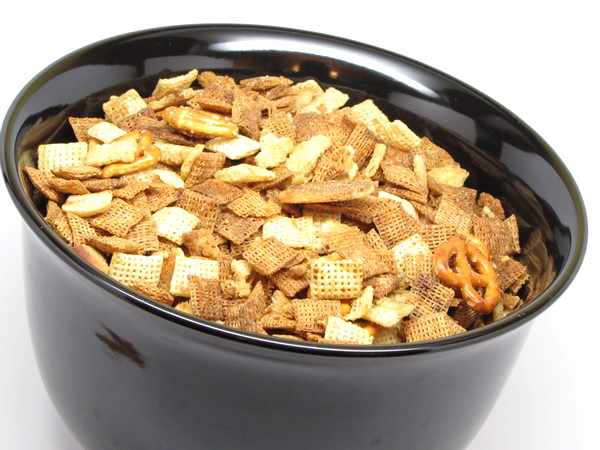 Homemade Chex Party Mix (Crock Pot)