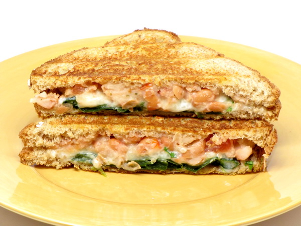 Poblano Grilled Cheese