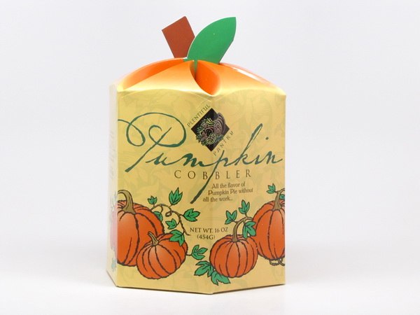 pumpkin cobbler box