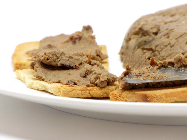 Chicken Liver Pate | 400 Calories or Less