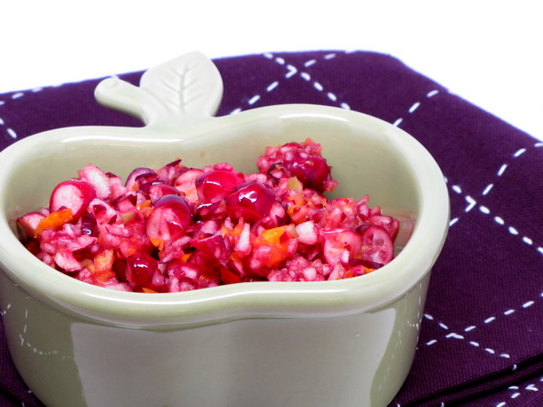 Pom Cranberry Relish
