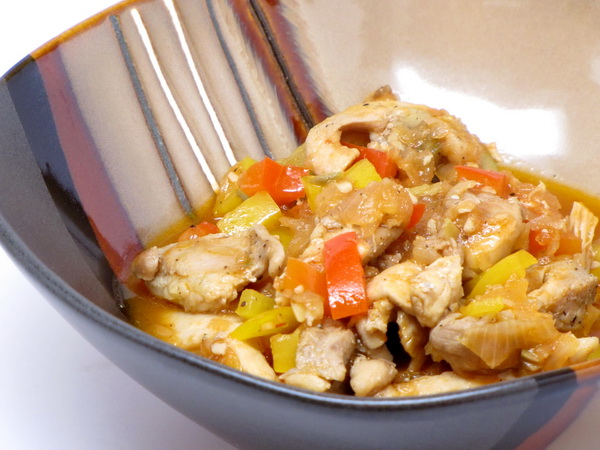 Sofrito Chicken Stew |