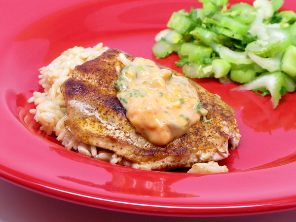 Zesty Mexican Pork Chops