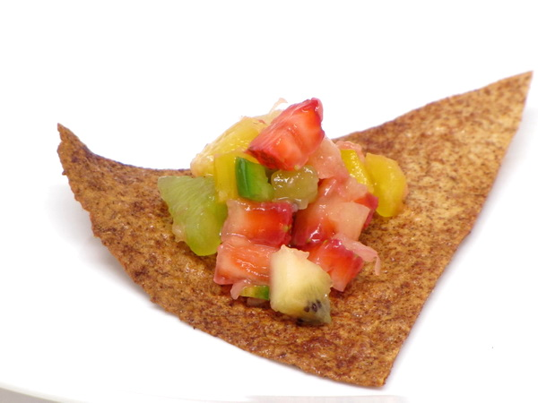 Fruit Salsa | 400 Calories or Less