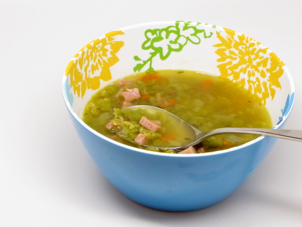 Emeril's Ham and Split Pea Soup