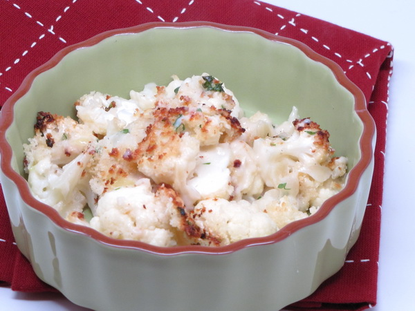 Gruyere Cauliflower