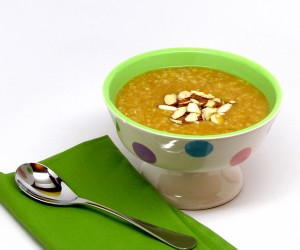 Pumpkin Oatmeal