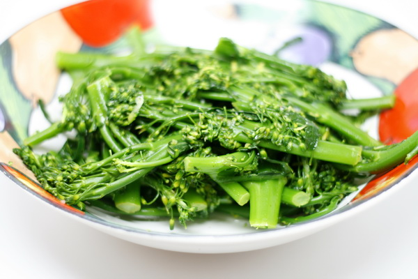 Buttery Broccolini