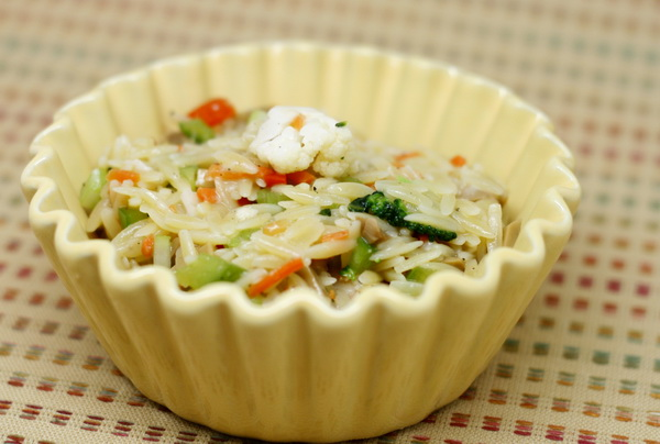 Orzo Primavera
