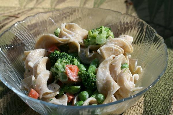 Creamy Garlic Noodles