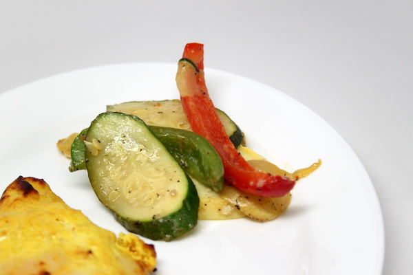 Parmesan Veggies