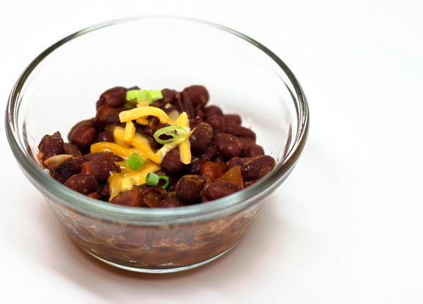 Black Beans and Chilies