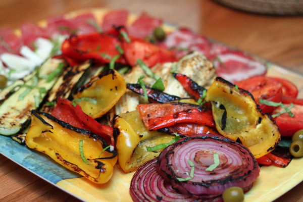 Grilled Antipasto