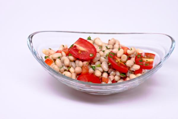 white bean tomato salad-1