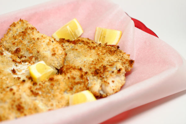 How to make crispy fish recipe for How to make breaded fish