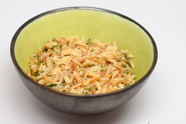 Parmesan Orzo