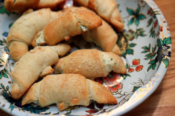 Parmesan Rolls