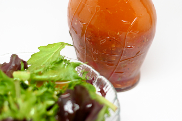 Spicy Tomato Vinaigrette